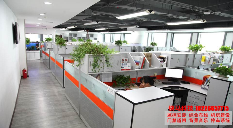 合肥办公室综合布线