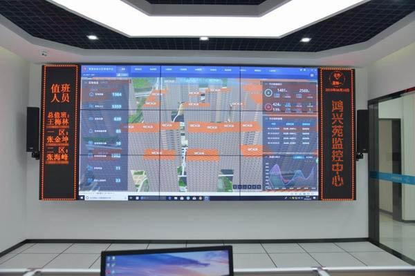 合肥小区监控系统安装