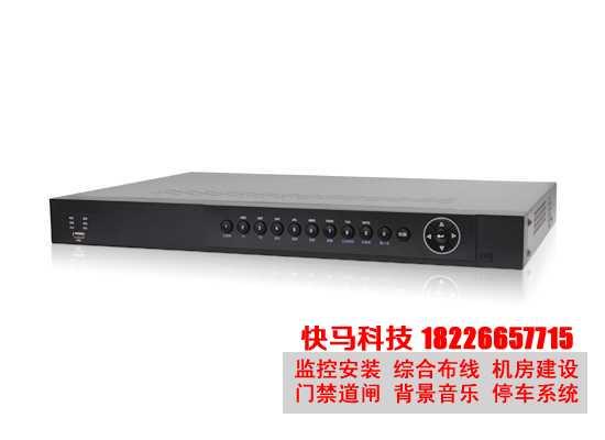 海康威视4路全WD1网络硬盘录像机